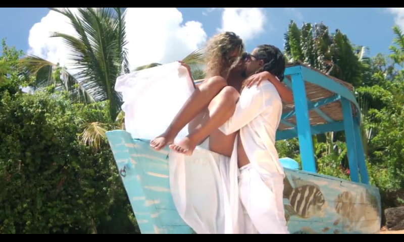 Buffalo Souljah Takes Fans to the Beach In 'My Lady' Music Video