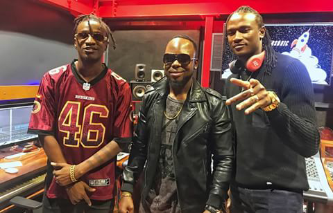 5 Pictures of Jah Prayzah Making the Most of Coke Studio Kenya