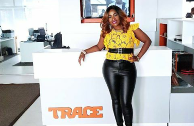 PICS! Cynthia Mare Drops By TRACE