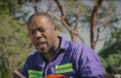 Stunner's Concious Take On Work In 'Zviri paMoyo' Video