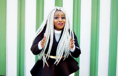 Sandra Ndebele Gets In The Mood With 'Tshibilika' Music Video