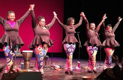 Zim Acapella Group Nobuntu To Tour The USA