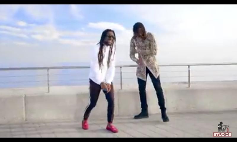 Watch: Jah Prayzah ft. Jah Cure 'Angel Lo' Music Video