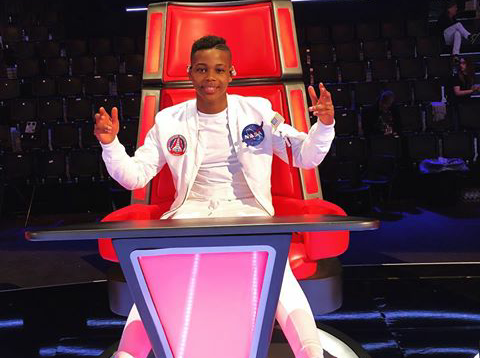 Donel Mangena Comes in 2nd On The Voice UK