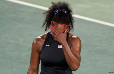 Serena Williams Has Lost In The US Open Semifinals