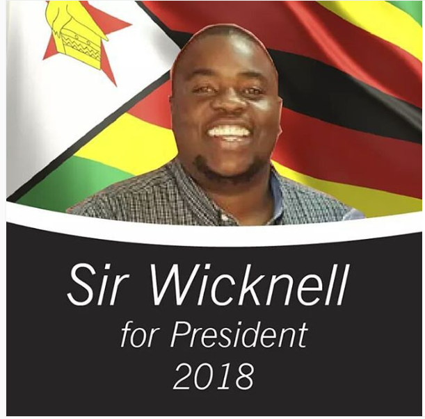 Sir Wicknell Hints At Running For Presidency In The 2018 Elections