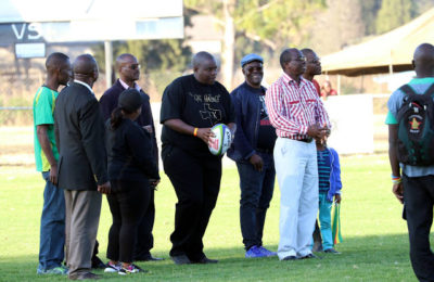 Sir Wicknell Rugby Fanatic