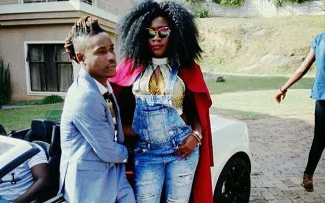 Souljah Love To Walk Down The Aisle With Bounty Lisa