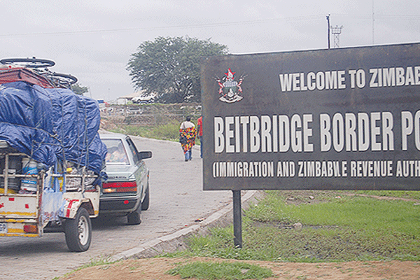 South Africa Denies Zim Boarder Passes