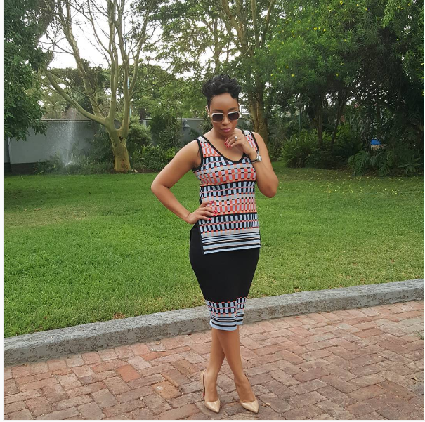 'Special time!': Pokello Nare shows off Her Flawless Complexion in a Cute Smiley Video Snippet