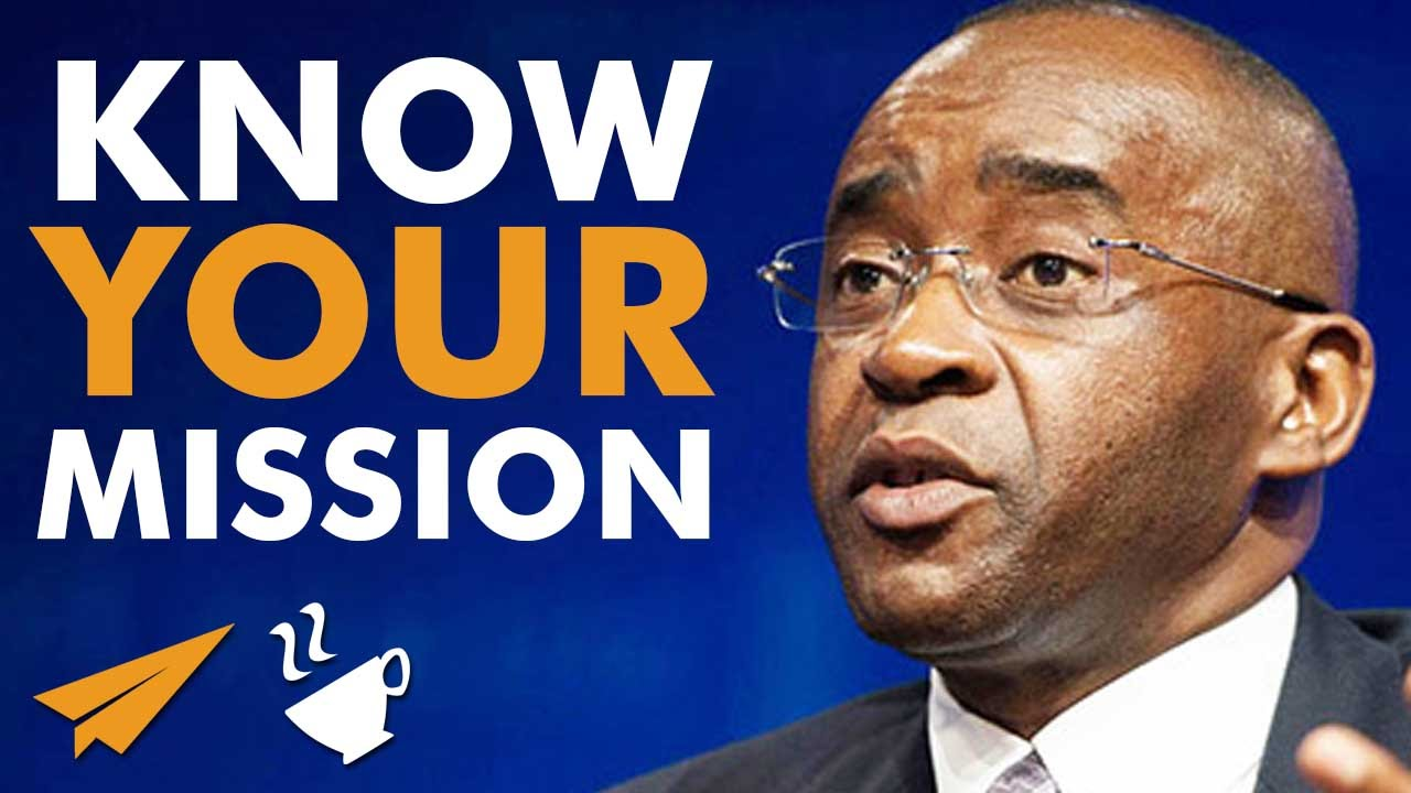 "Strive Masiyiwa: ""Choose wisely what you feed your mind."""