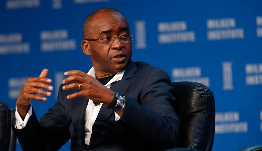 "Strive Masiyiwa Makes Fortune's ""World's 50 Greatest Leaders"" list"