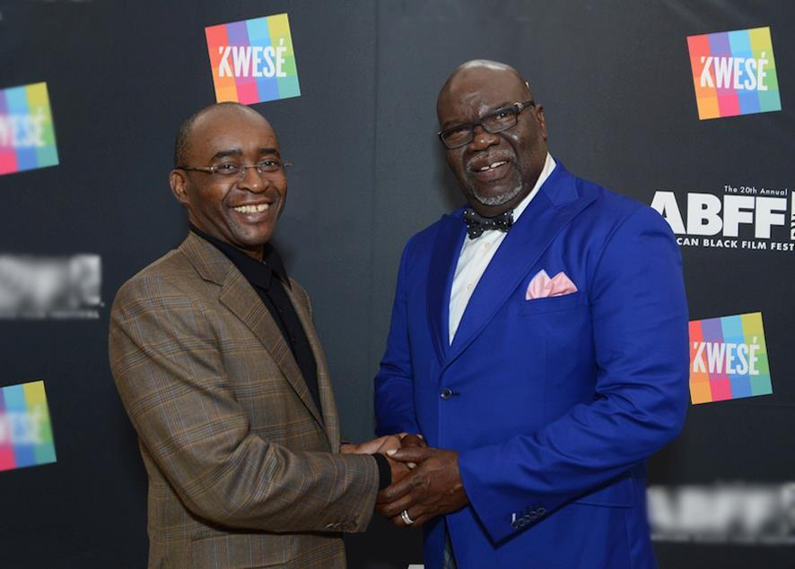 Strive Masiyiwa Partners With Bishop T.D. Jakes
