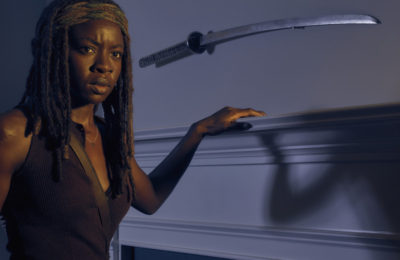 Danai Gurira Promises A Better Walking Dead Season