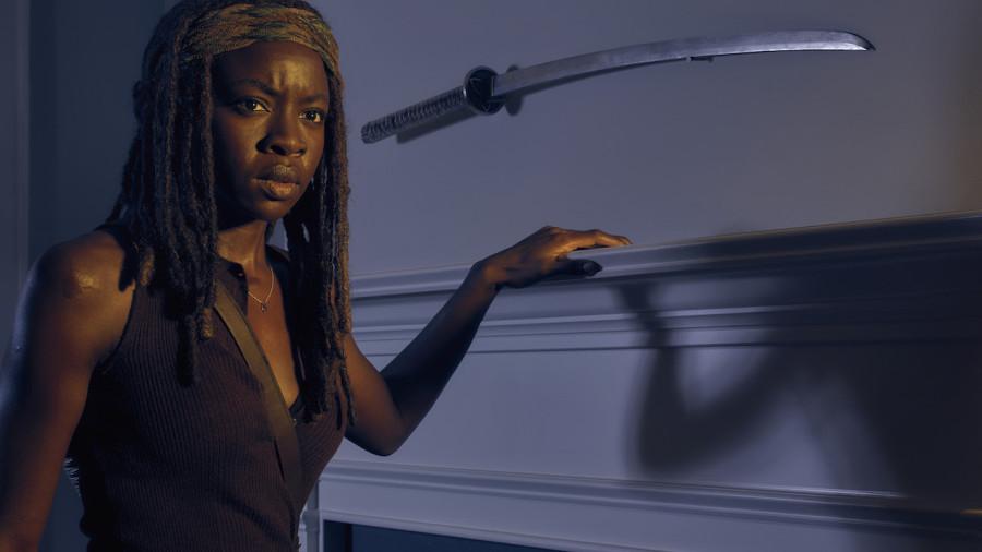 Danai Gurira Promises A Better Walking Dead Season