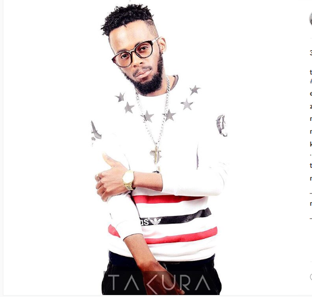 Takura Wins Secular Artist Of The Year Award