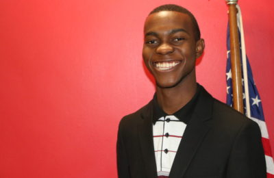 Zim Student Gets U.S. Scholarship for Innovative Solutions