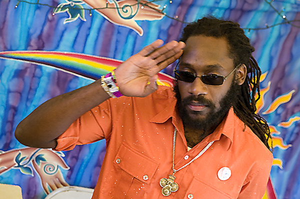 Tarrus Riley Coming To Harare For Maiden Concert in October