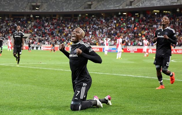Tendai Ndoro Seals Victory For Buccaneers