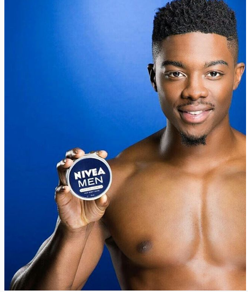 Meet Tino Chinyani The New Face Of Nivea For Men