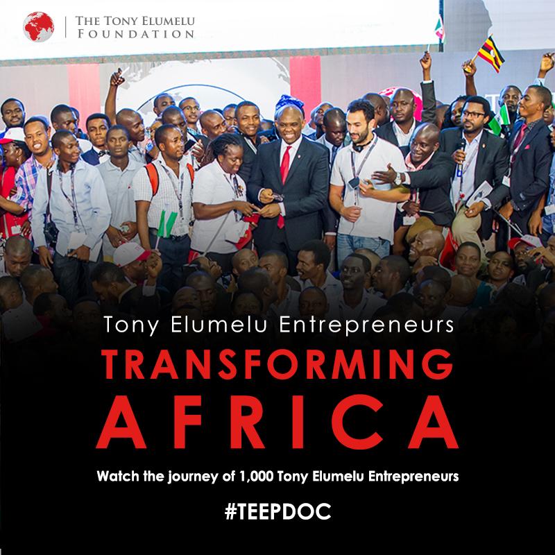 17 Zimbabweans Selected For The 2017 Tony Elumelu Entrepreneurship Programme