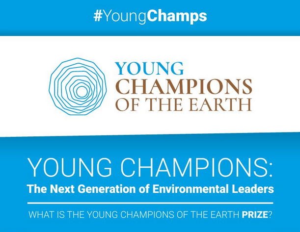 UN Environment Young Champions of the Earth Competition 2017
