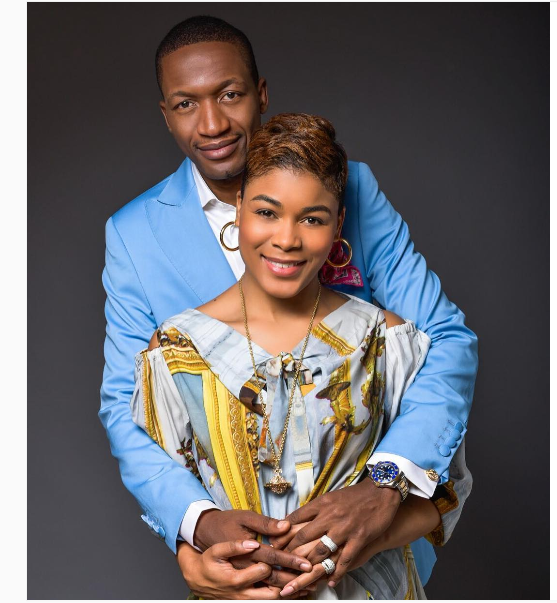 Uebert Angel And Beverly Are Everything #RelatioshipGoals