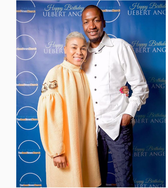 Uebert & Beverly Angel Launch New Bank