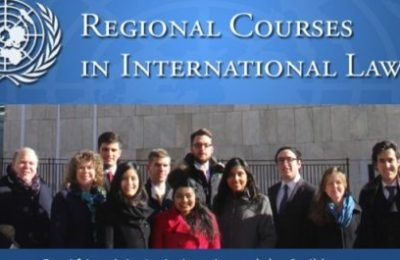 United Nations Regional Course in International Law for Africa 2018