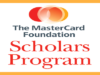 University of Pretoria MasterCard Foundation Scholars Program