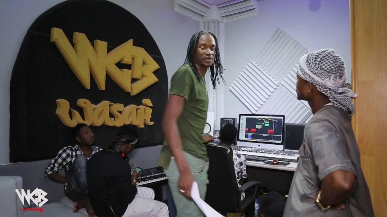 Jah Prayzah Reacts to Controversial Studio Recording Video With Diamond