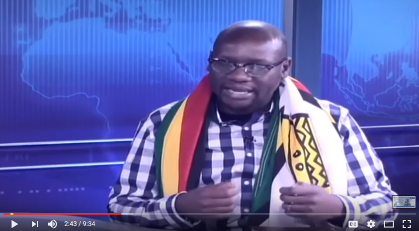 Video: #ThisFlag Pastor Evan Mawarire CNBC Interview