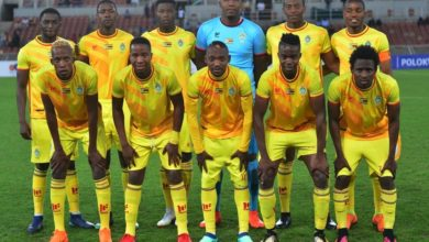 Warriors Squad Named for Afcon Qualifier