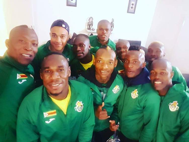 Warriors in Cameroon after embarrassing ZIFA