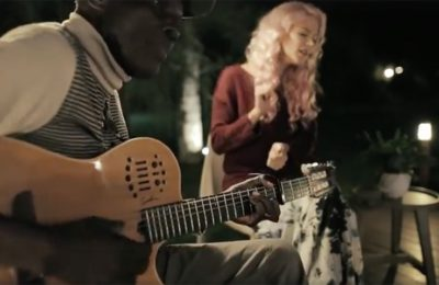 Watch: Joss Stone Sing 'Neria' With Legend Oliver Mtukudzi