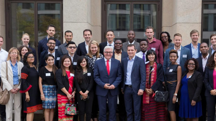 Westerwelle Young Founders Programme: Berlin 2018