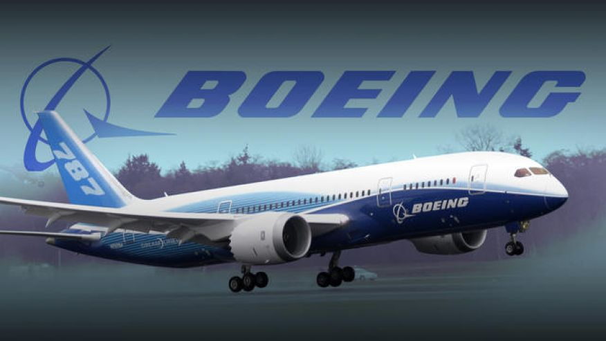 Paid Internship Program at BOEING, USA