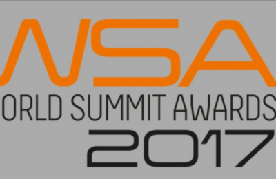 World Summit Award (WSA) 2017 for Young Digital Entrepreneurs