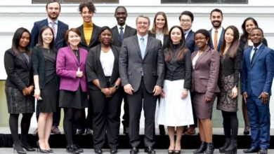 World Trade Organization (WTO) Young Professionals Programme 2019