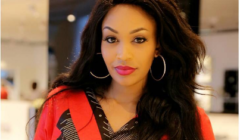 Diamond Platnumz Wife In Zimbabwe for High Tea