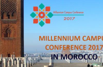 Millennium Campus Conference, Morocco 2017