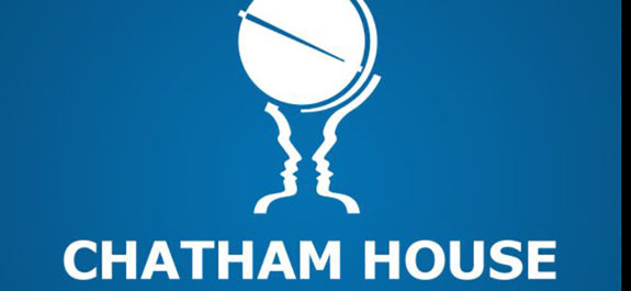Chatham House Africa Programme Internship London, UK 2017