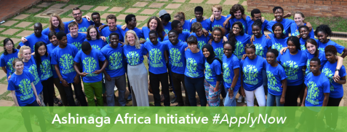 Ashinaga Africa Initiative 2018 Leadership Program