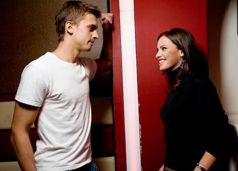 jessica dating in the dark