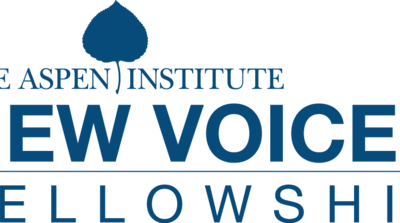 Aspen Institute New Voices Fellowship 2018