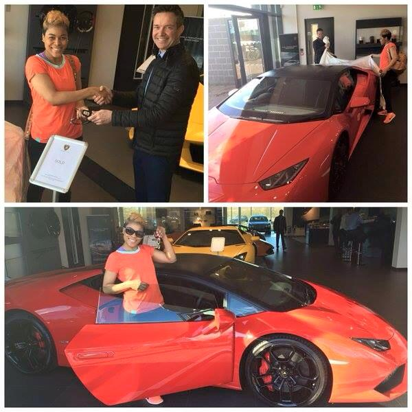 Pastor Eubert Angel buys wife Lamborghini Aventador