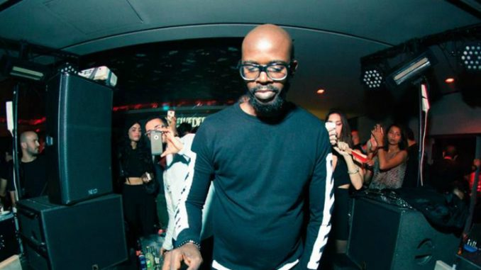 Black Coffee Will Be Heading for Vic Falls Carnival