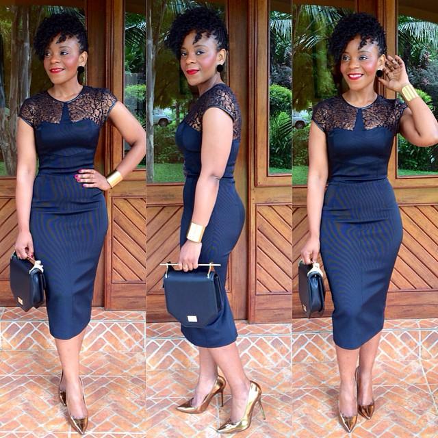 Zimbabwean Fashionista Mel Chimedza's 10 Best Instagram