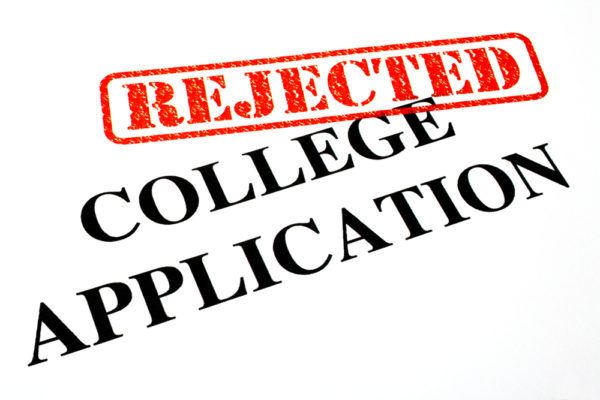 5 Ways to Deal With College Rejection
