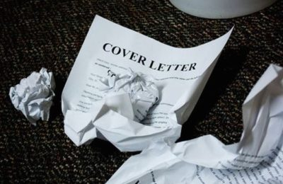 10 Common Cover Letter Mistakes to Avoid